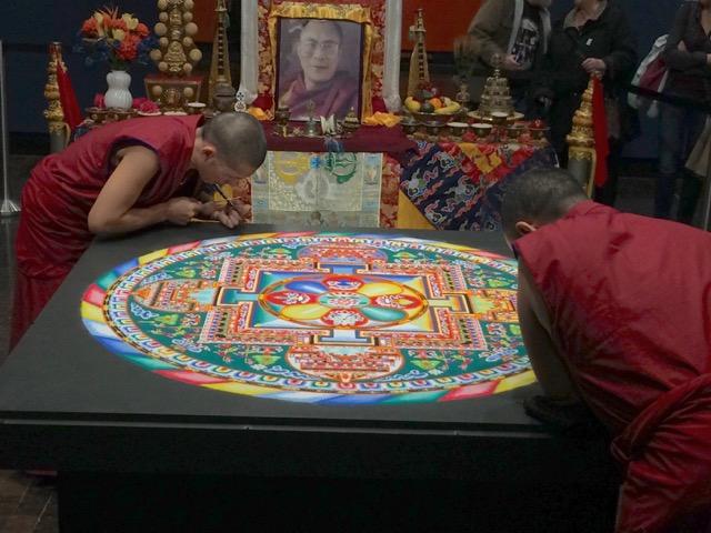 photo of Tibetan Monks